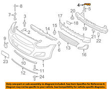 HYUNDAI OEM 12-17 Accent Front Bumper-Upper Bracket Left 865131R000