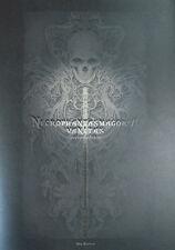 TAKATO YAMAMOTO Necrophantasmagoria Vanitas Augmented New Edition Out of Print