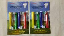 Vendedor De Reino Unido 8 compatible Braun Oral-B Cabezales Cepillo de dientes de cuerpo de color vitalidad
