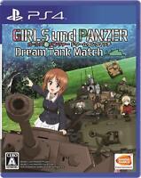 Used Girls und Panzer: Dream Tank Match (PS4, 2018)