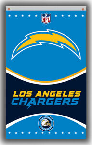 Los Angeles Chargers football team Memorable flag 90x150cm 3x5ft best banner