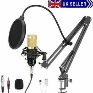 BM800 USB Studio Microphone Kit