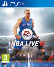 NBA Live 16 (Basket 2016) PS4 Playstation 4 IT IMPORT ELECTRONIC ARTS