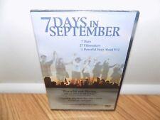 7 Days - In September (DVD, 2004) 9/11 BRAND NEW SEALED!!!