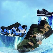 Indestructible Bulletproof Ultra X protección para Hombre Zapatos Trabajo de mano de obra ACERO # *