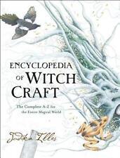 Encyclopedia Of Witchcraft by Judika Iles!