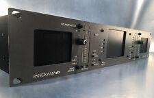 """WOHLER VAMP 2-SDA stereo Abhöre mit Endstufe und Monitor fürs Rack im 19"""" Format"""