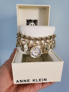 Authentic Anne Klein Bracelet Watch