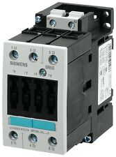 Siemens 3RT1036-1AP60 50 AMP, 3-pole contactor with a 240 volt AC coil