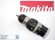 Makita Getriebe Bohrfutter 6207D Getriebe 125574-1 & Bohrfutter 763165-6