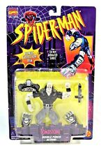 """SPIDER-MAN~TOMBSTONE~DOUBLE PUNCH ACTION~ANIMATED SERIES~TOY BIZ~5in"""""""