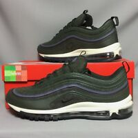 Nike Air Max 97 Premium UK11 312834-300 Wool Pack EUR46 US12 Sequoia Green PRM 1