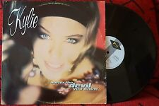"""KYLIE MINOGUE **Better The Devil You Know** 1990 SCARCE Spain 12"""" Single"""
