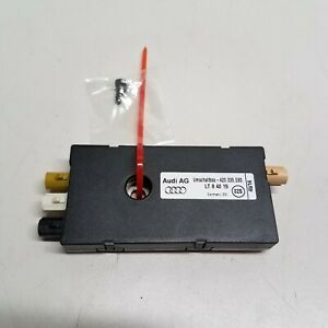 2008-2015 AUDI R8 AERIAL DIVERSITY ANTENNA BOOSTER AMPLIFIER AMP SWITCH BOX OEM