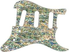 Stratocaster Pickguard Custom Fender SSS 11 Hole Guitar Pick Guard Shell Pearl