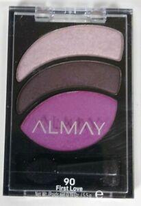 Almay Shadow Trio 90 First Love Eyeshadow Smokey Eye New Sealed