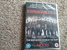 the expendables 2 dvd new and sealed freepost