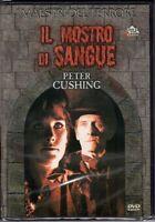 IL Mostro Di Sangue DVD Nuovo Sigillaro Peter Cusching i Mestri del Terrore