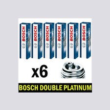 Spark Plugs 6x FOR BMW F07 09->17 CHOICE1/2 535i 3.0 N55B30A Gran turismo Bosch