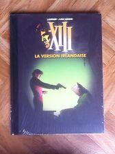 XIII TOME 17 LA VERSION IRLANDAISE FIGARO EDITION  NEUF (F53)
