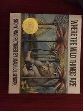 Where the Wild Things Are by Maurice Sendak (2012, Hardcover, Anniversary)