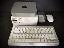 Apple Mac Mini A1347 + Apple Magic Mouse + Apple Keyboard Wireless