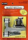 Dubro 688 Vibration Reducing Motor Mount 1.20 2/4-Stroke