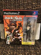 "NWB ""hack G.U ""Vol. 1 Rebirth Special Edition (PlayStation 2, 2006) PS2 .!!!"