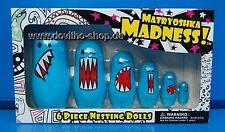 Matroschka Puppe Monster Horror Russian Doll Splatter
