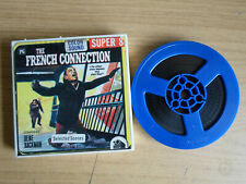 Super 8mm sound 1X200 THE FRENCH CONNECTION. Gene Hackman classic.