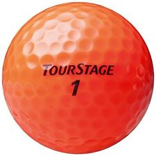 BRIDGESTONE Golf Ball Tour Stage Extra Distance 1 dozen (12 pieces) Orange TEOX*