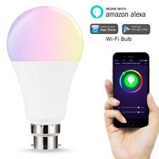 LOHAS WIFI A65 B22 Smart Light Bulbs, Works with Alexa and Google Home, 14W