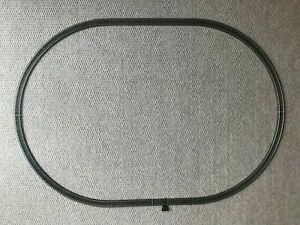 Hornby OO Gauge Track Small Radius Oval Nickel Silver with Power Input Clip