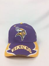 NFL Vikings Hat Cap Purple and Yellow withTags