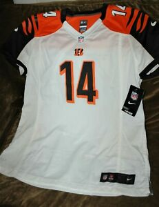 Andy Dalton jersey! Cincinnati Bengals WOMEN's XL NEW with tags Nike white