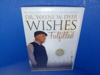 Wishes Fulfilled Dr. Wayne W. Dyer 2-Disc DVD Brand New B453