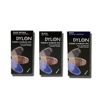 Dylon Suede & Nubuck Shoe Dye - Various Colours - Free P&P