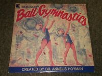 Elementary Ball Gymnastics~Dr. Annelis Hoyman~With Booklet Insert~FAST SHIPPING!