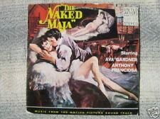 BOF THE NAKED MAJA 33 TOURS ESPAGNE AVA GARDNER