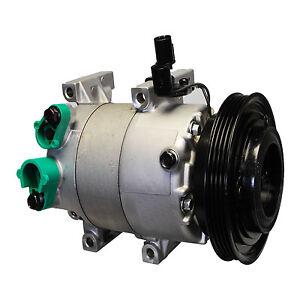A/C  Compressor And Clutch- New DENSO 471-6033