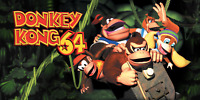 Donkey Kong 64 - Nintendo 64 N64 - Cart Only - New Condition - Free Shipping