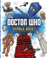 Doctor Who: Doodle Book by BBC Children's Books (Paperback, 2016)