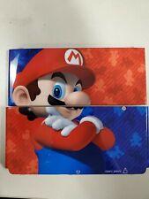Nintendo 3DS Cover Plates Kisekae plate No.069 3D Mario