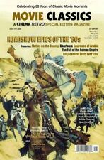 Cinema Retro Special #07 Epics of the 1960s ! Lawrence of Arabia, Khartoum etc !