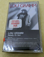 LOU GRAMM READY OR NOT - Cassette - SEALED