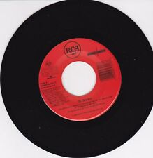 """N'SYNC- A Little More Time 7"""" 45"""