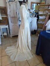 Robe de Mariée avec Traîne