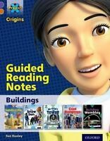 Project X Origins: Purple Book Band, Oxford Level 8: Buildings: Guided reading n