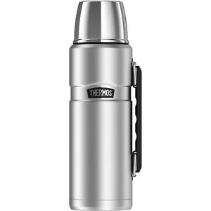 Thermos Stainless King Insulated Stainless Steel Beverage Bottle 40 oz