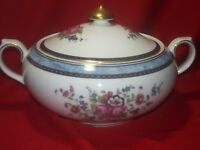 Royal Doulton China Centennial Covered Vegetable Bowl with Lid